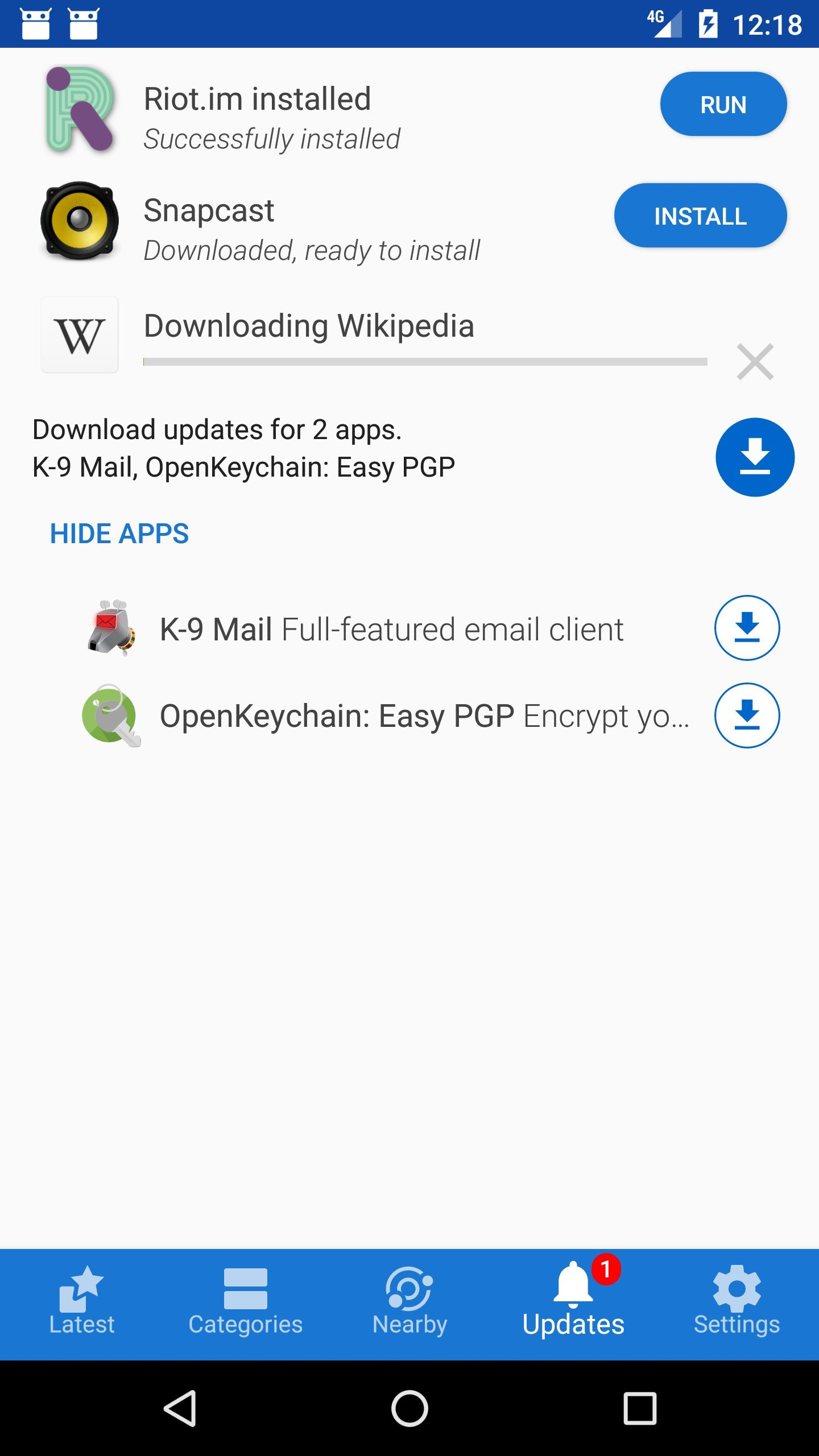 K9 Mail Download