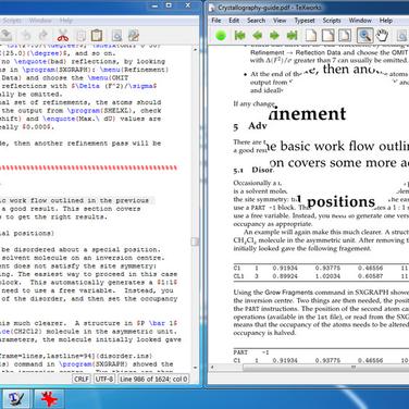 TeXworks Alternatives and Similar Software - AlternativeTo net