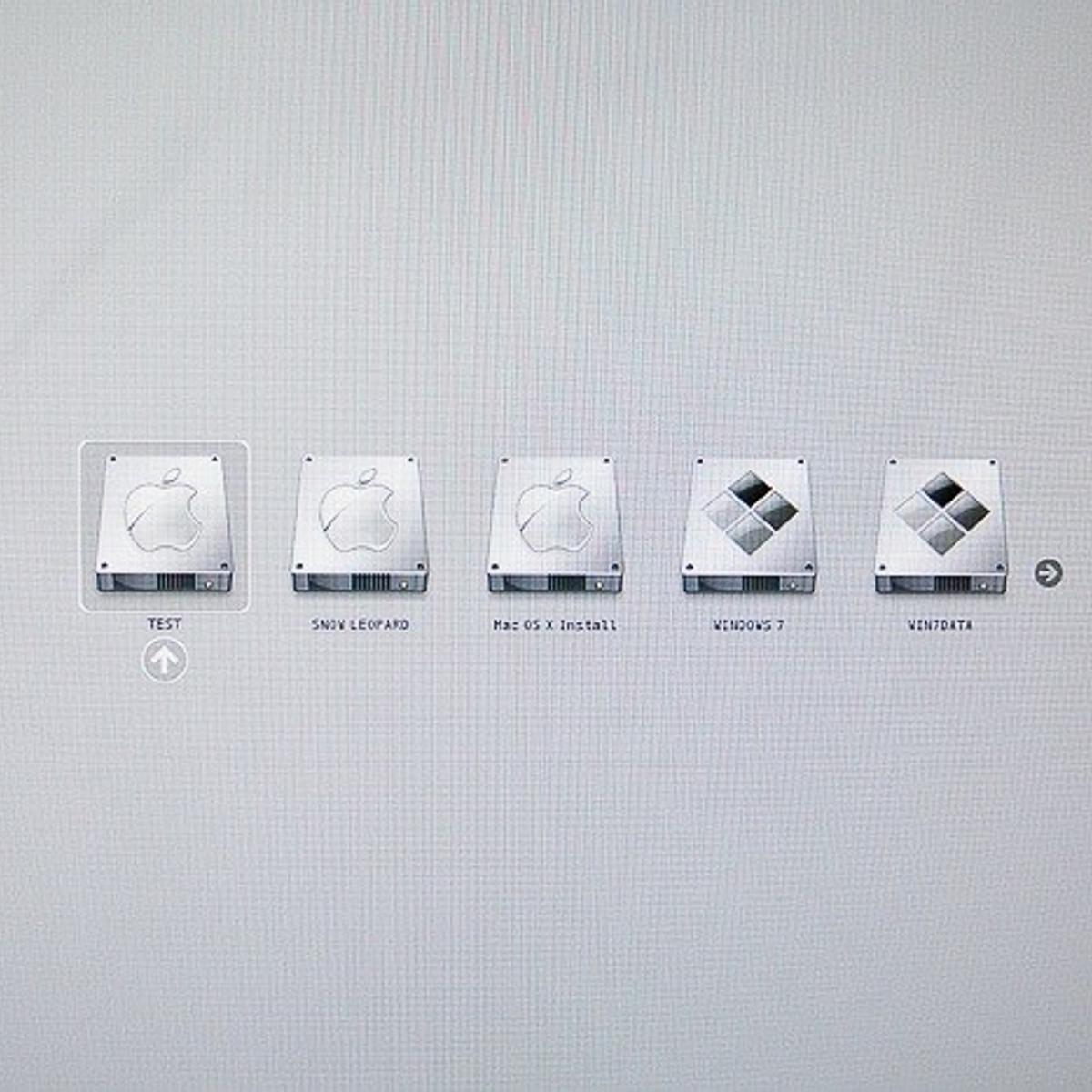 Bootloaders for mac