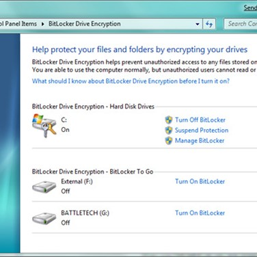 Windows BitLocker Alternatives and Similar Software