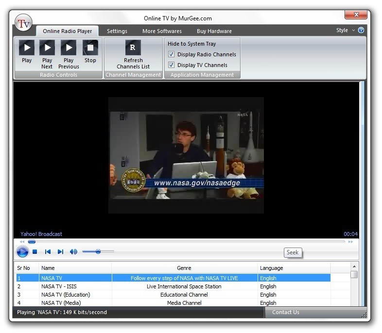 how to watch live tv on internet