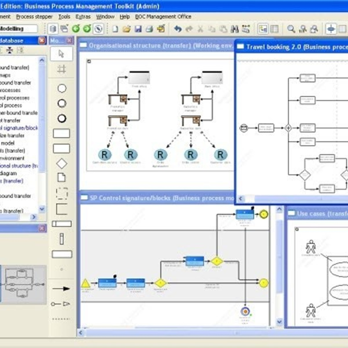 adonisce modelling component - Adonis Bpmn