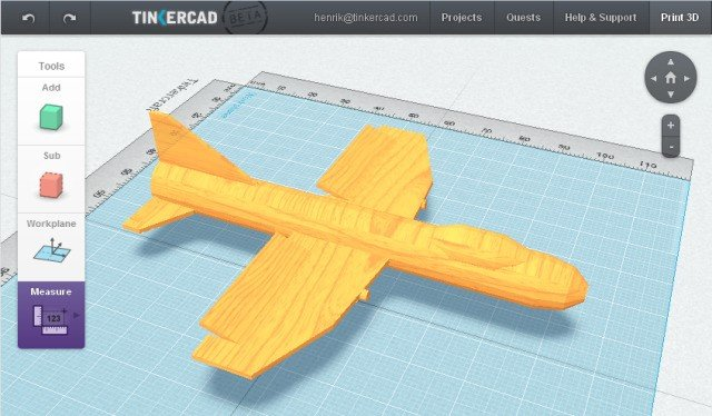 how to cut in tinkercad