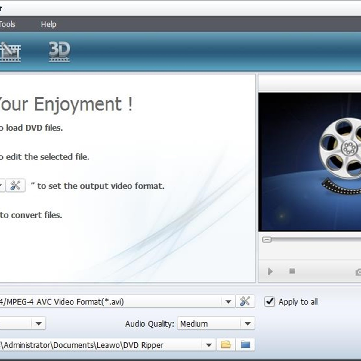 Leawo DVD Ripper Alternatives for Mac - AlternativeTo net