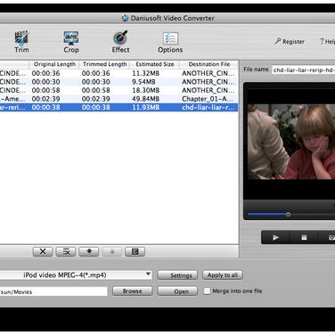 Daniusoft Video Converter Alternatives and Similar Software