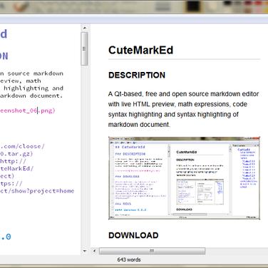 CuteMarkEd Alternatives and Similar Software - AlternativeTo net