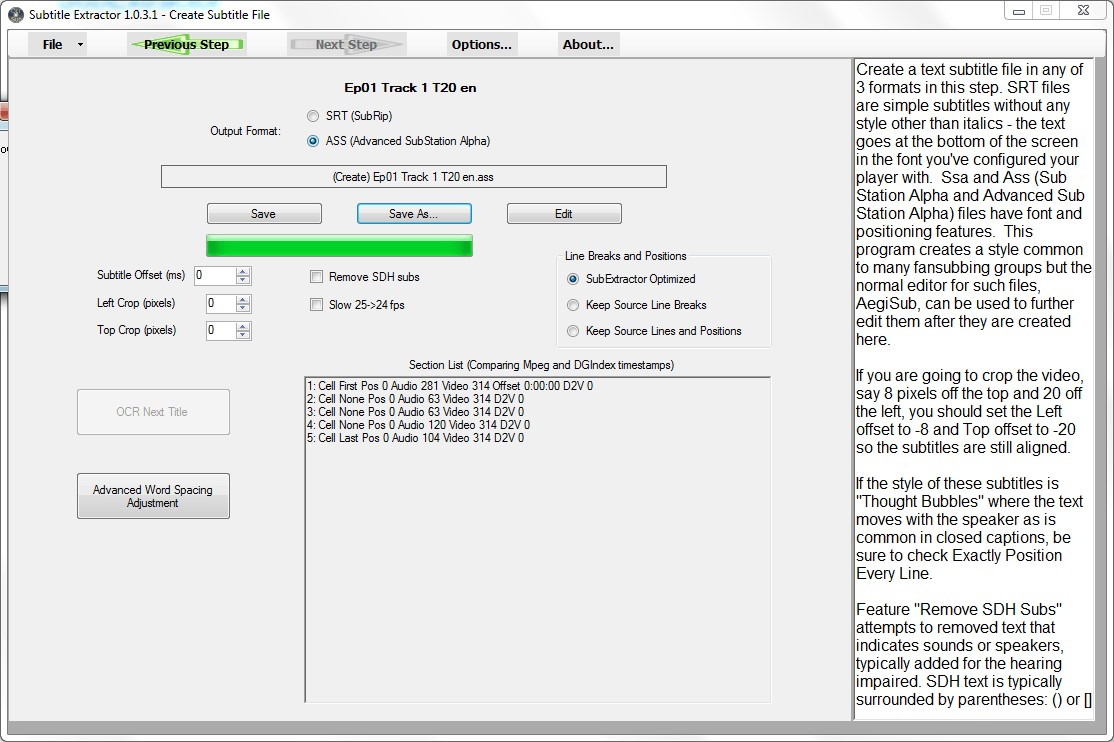 DVD Subtitle Extractor Alternatives and Similar Software