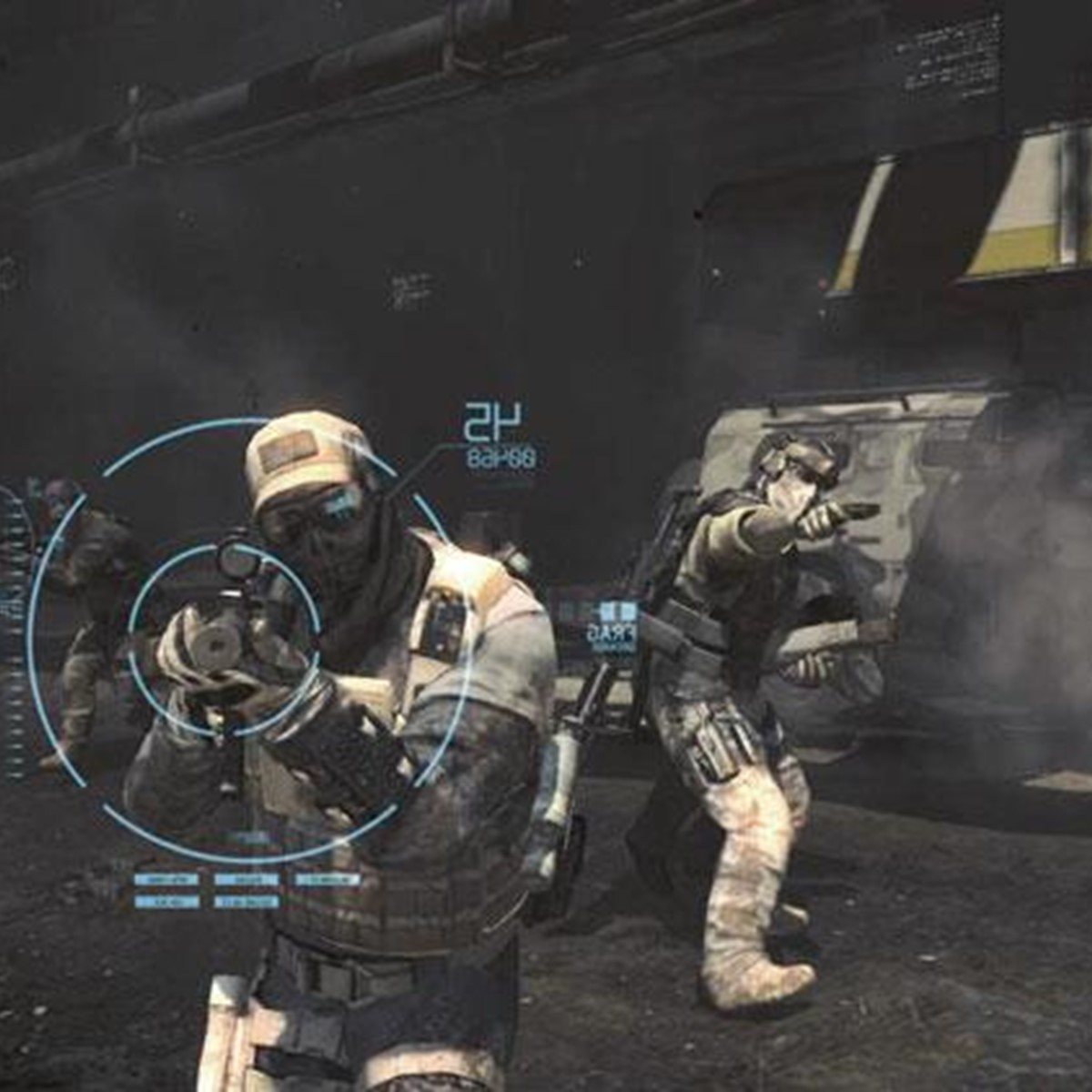 Tom Clancy's Ghost Recon Alternatives for Linux