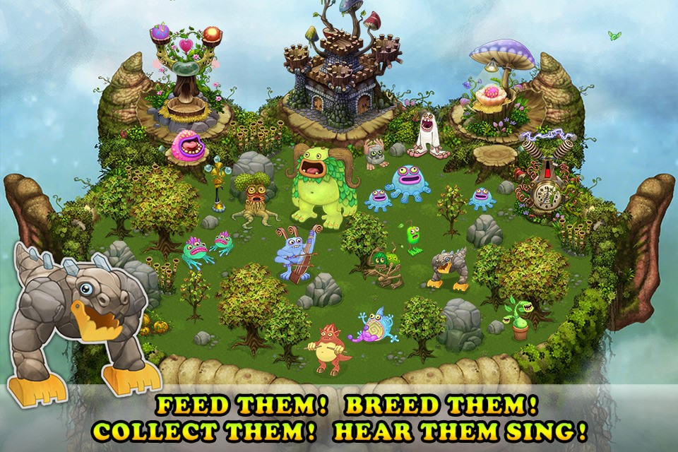 its possible to update the information on my singing monsters or report it as discontinued duplicated or spam
