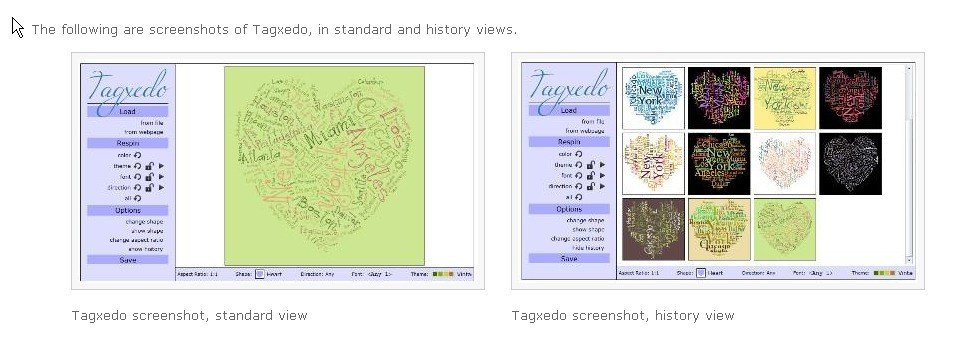 Tagxedo alternatives and similar software alternativeto its possible to update the information on tagxedo or report it as discontinued duplicated or spam freerunsca Choice Image