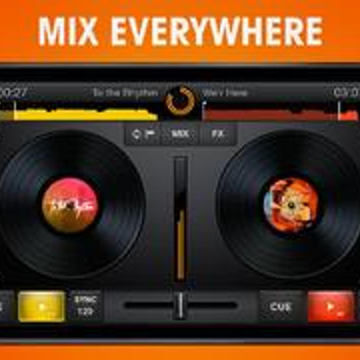 Cross DJ Alternatives and Similar Software - AlternativeTo net