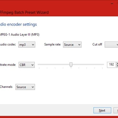 FFmpeg Batch A/V Converter Alternatives and Similar Software
