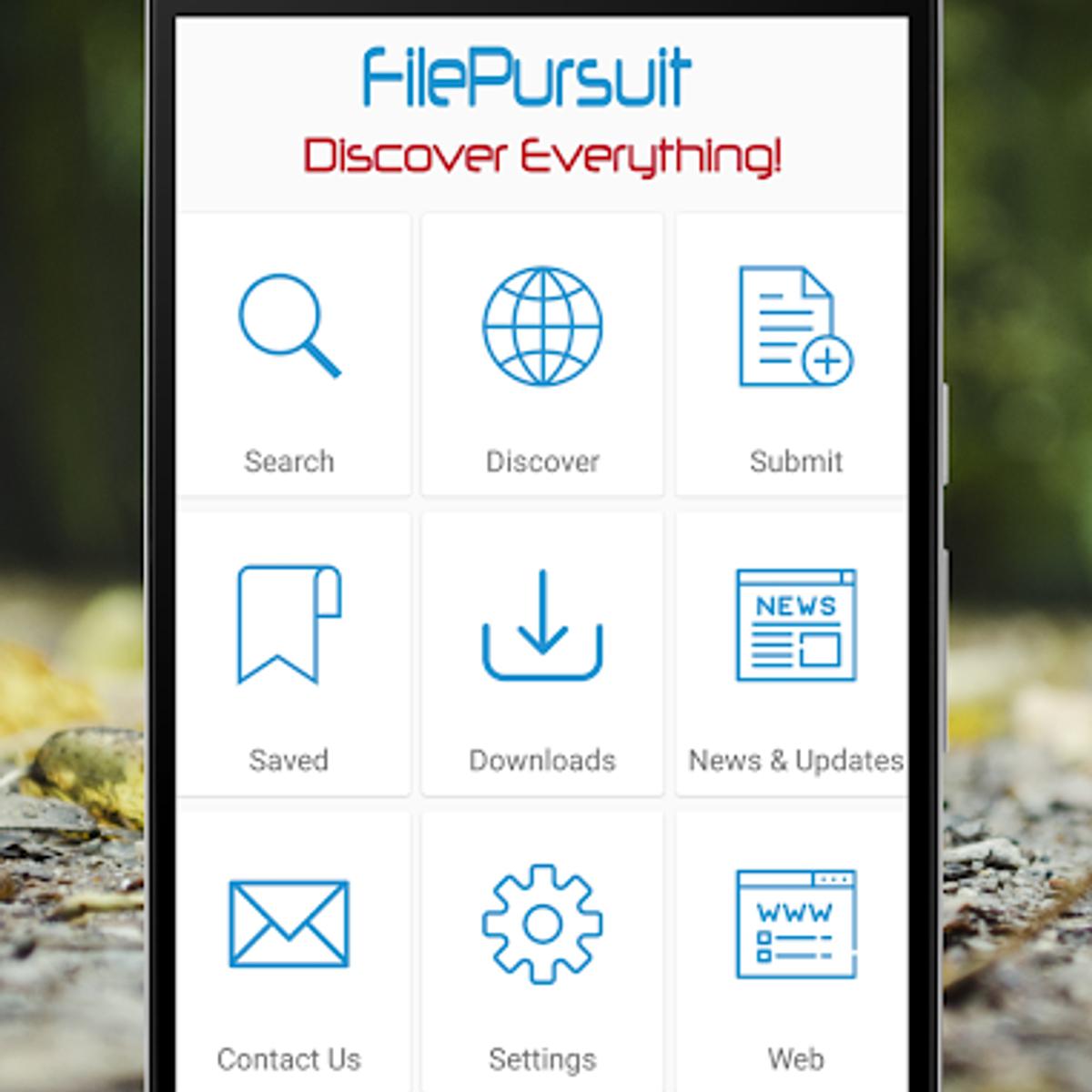 FilePursuit Alternatives and Similar Websites and Apps