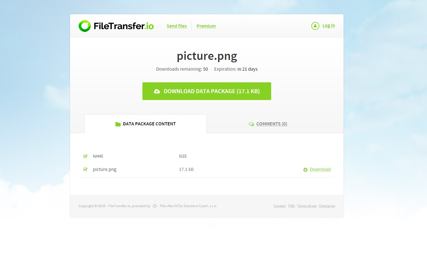 resume Wetransfer Resume Download free wetransfer alternatives alternativeto net filetransfer io offers more gbs but the upload also takes less time as service is pretty young and fresh they seem to add new features ov