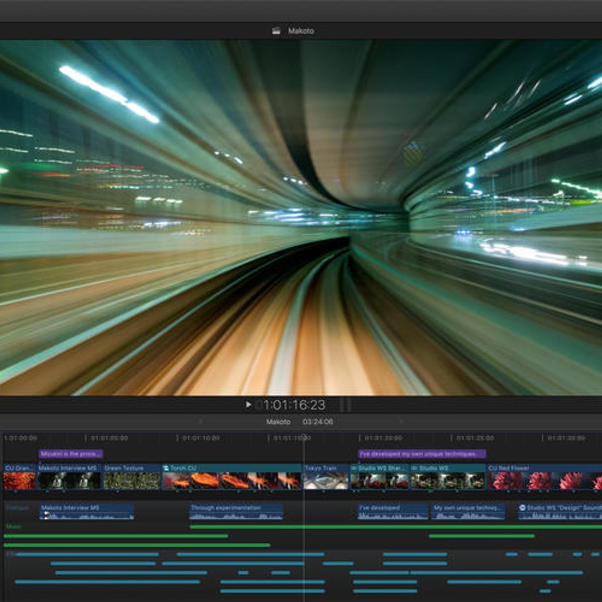 final cut pro x windows 7 free trial