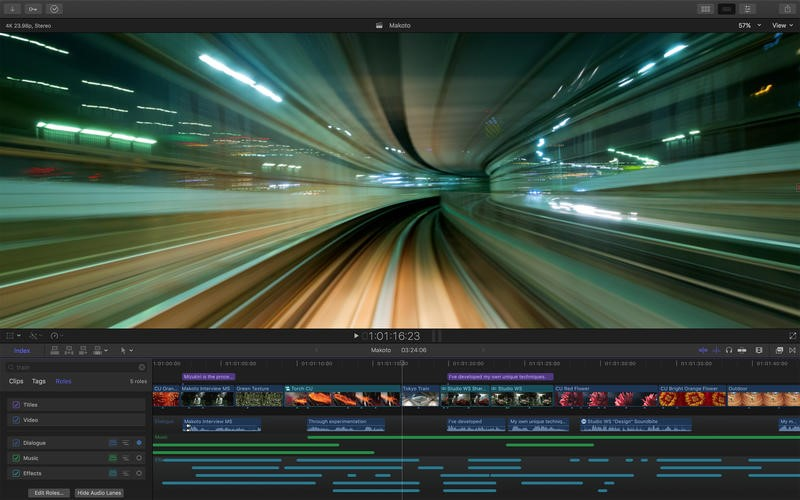 final cut pro editing software for windows xp free download
