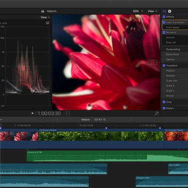 Final Cut Pro X Alternatives and Similar Software