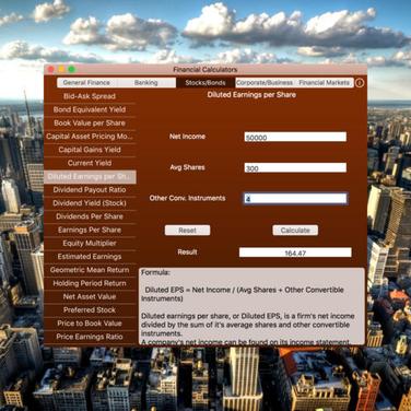 Financial Calculators Alternatives and Similar Software