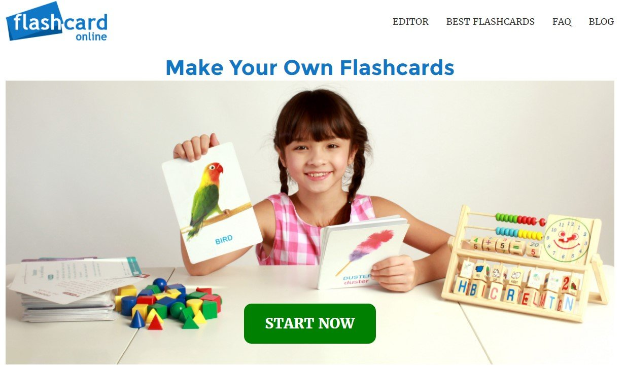 Flashcard Online Alternatives and Similar Websites and Apps