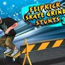 Flipkick Skate Grind Stunts 3D on Ipad(3) icon