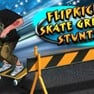 Flipkick Skate Grind Stunts 3D on Iphone(1) icon