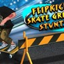 Flipkick Skate Grind Stunts 3D on Iphone(1)