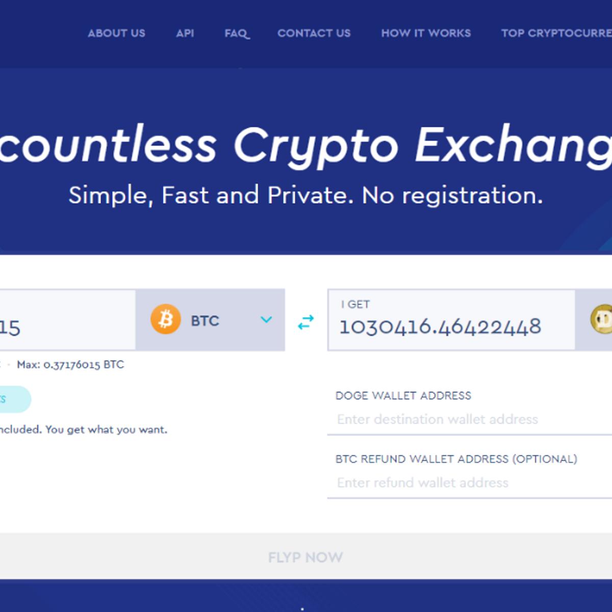 open source cryptocurrency exchange like shapeshift