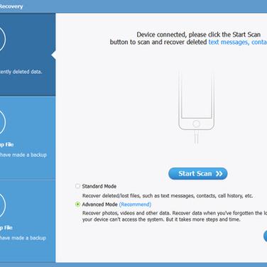 FonePaw iPhone Data Recovery Alternatives and Similar