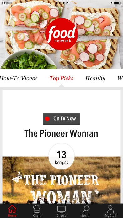 Food Network In the Kitchen Alternatives and Similar Apps