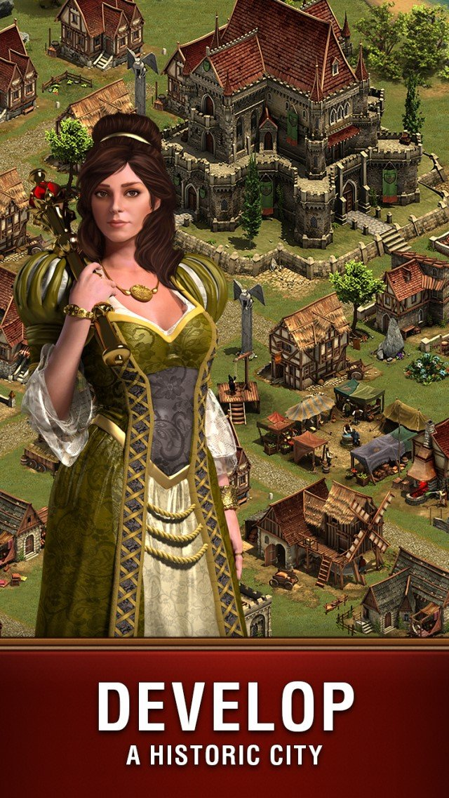 Forge of Empires Alternatives and Similar Games