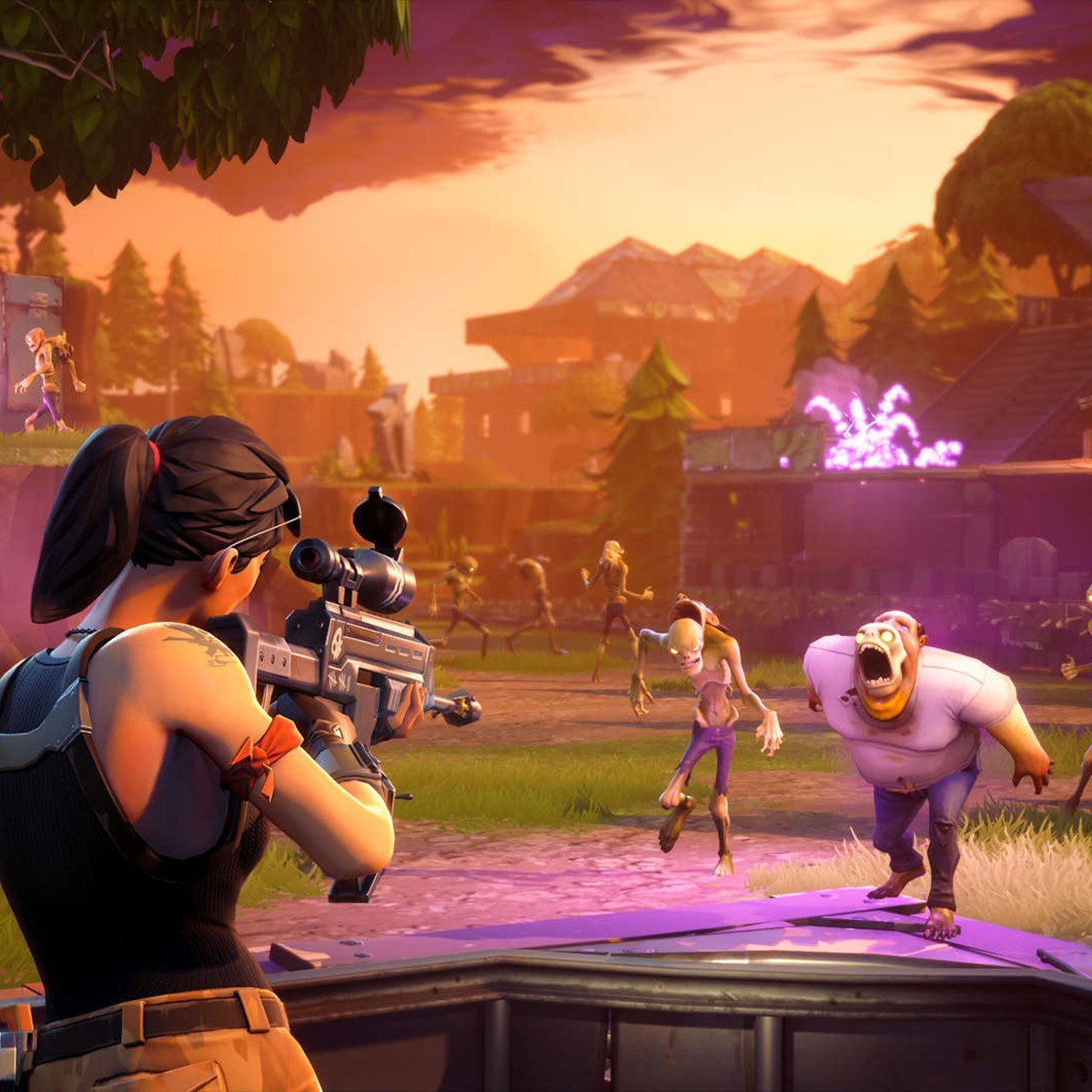 Fortnite: Save The World Alternatives and Similar Games ...