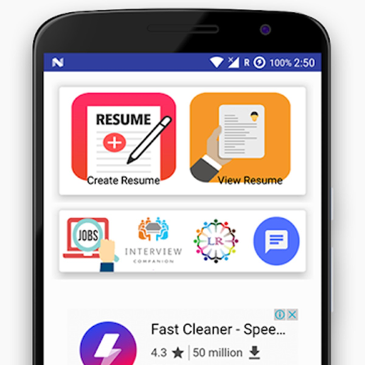 Free Resume Builder Android App Alternatives And Similar Apps Alternativeto Net