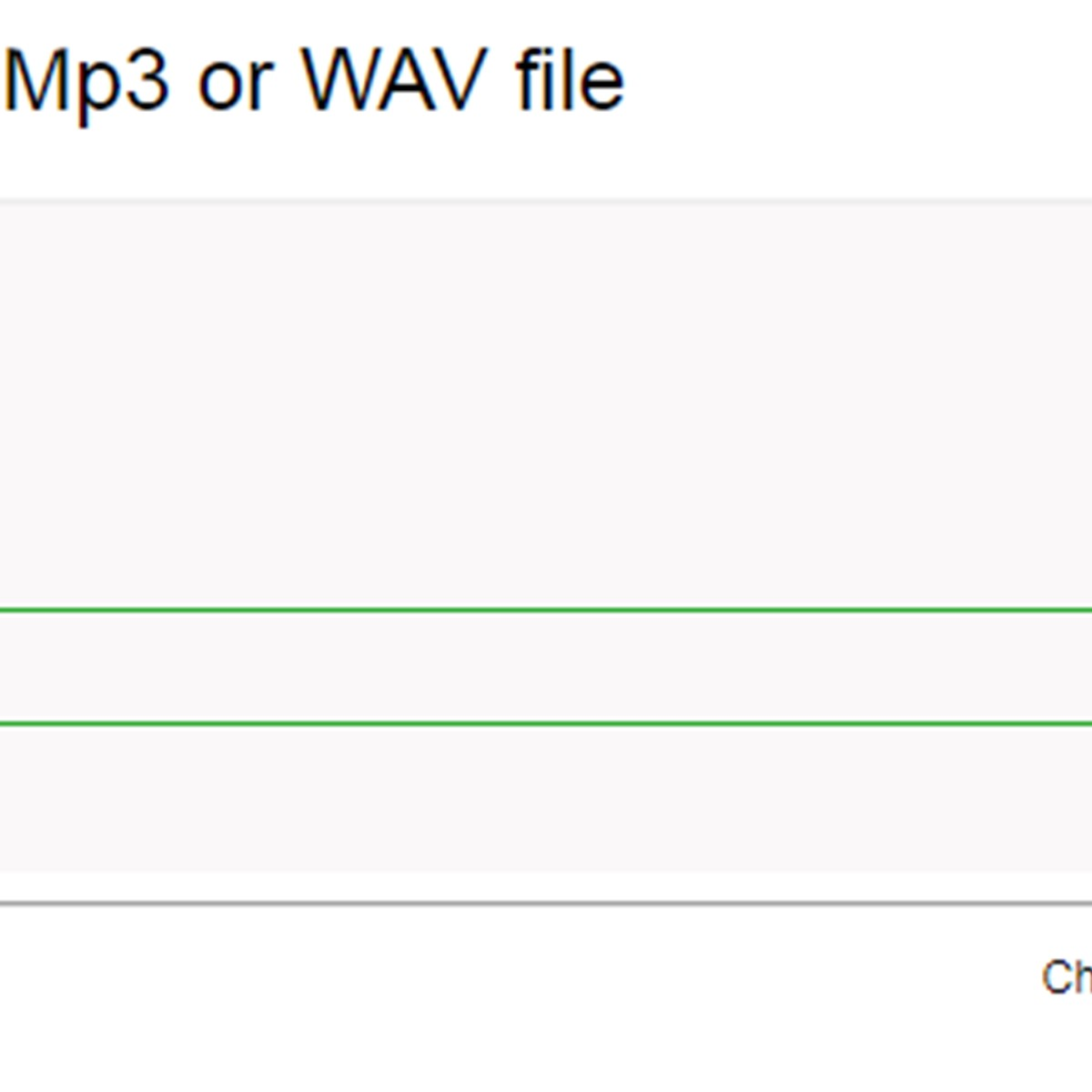 Free Simple Mp3 or WAV Audio Cutter Online Alternatives and
