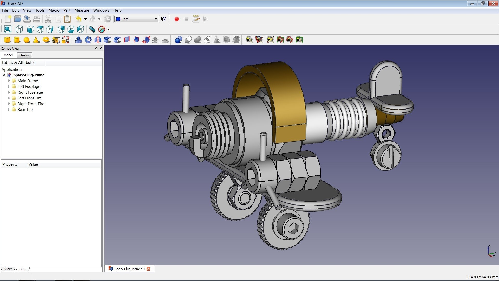 Freecad alternatives and similar software for Online cad drawing software