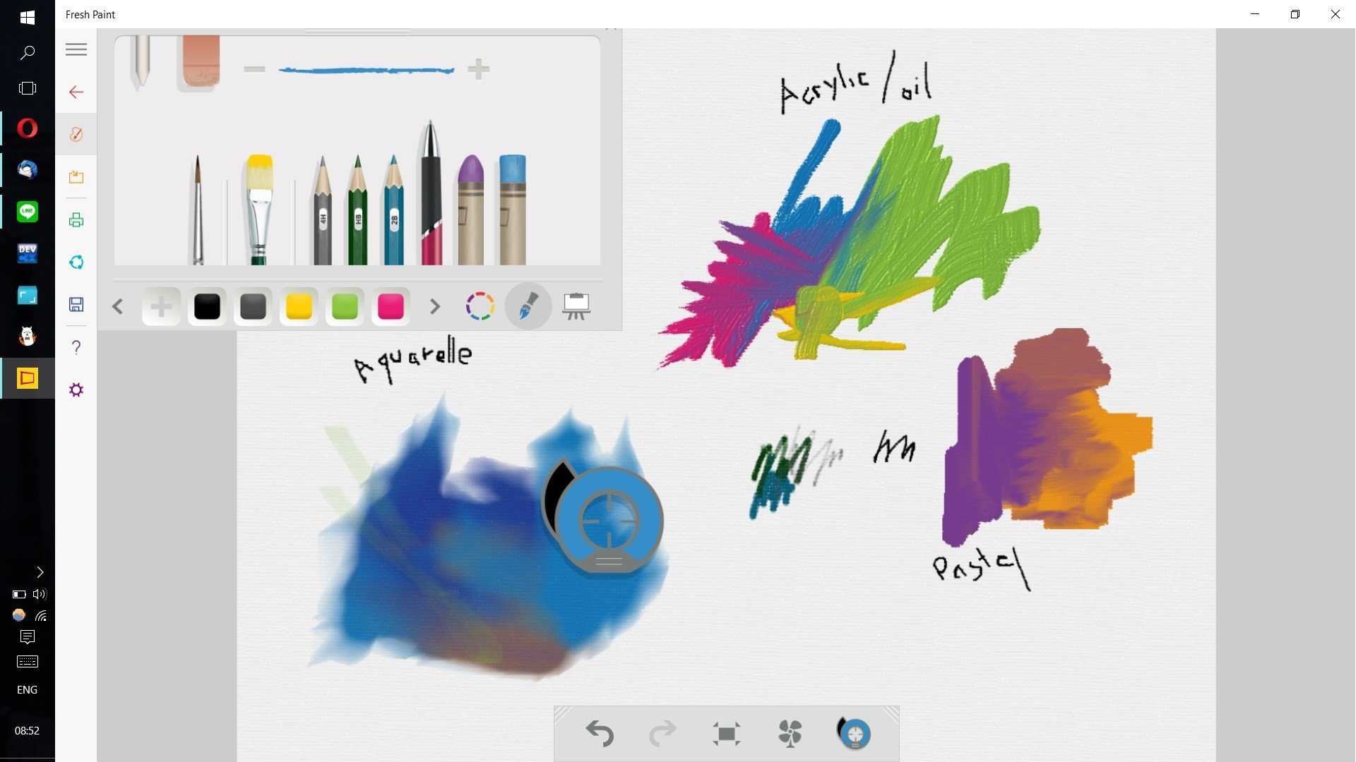 Fresh paint alternatives for windows for Program like paint for mac