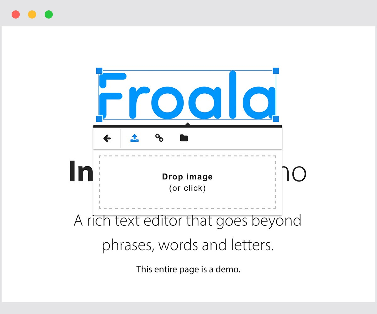 Froala Editor Alternatives and Similar Software - AlternativeTo net