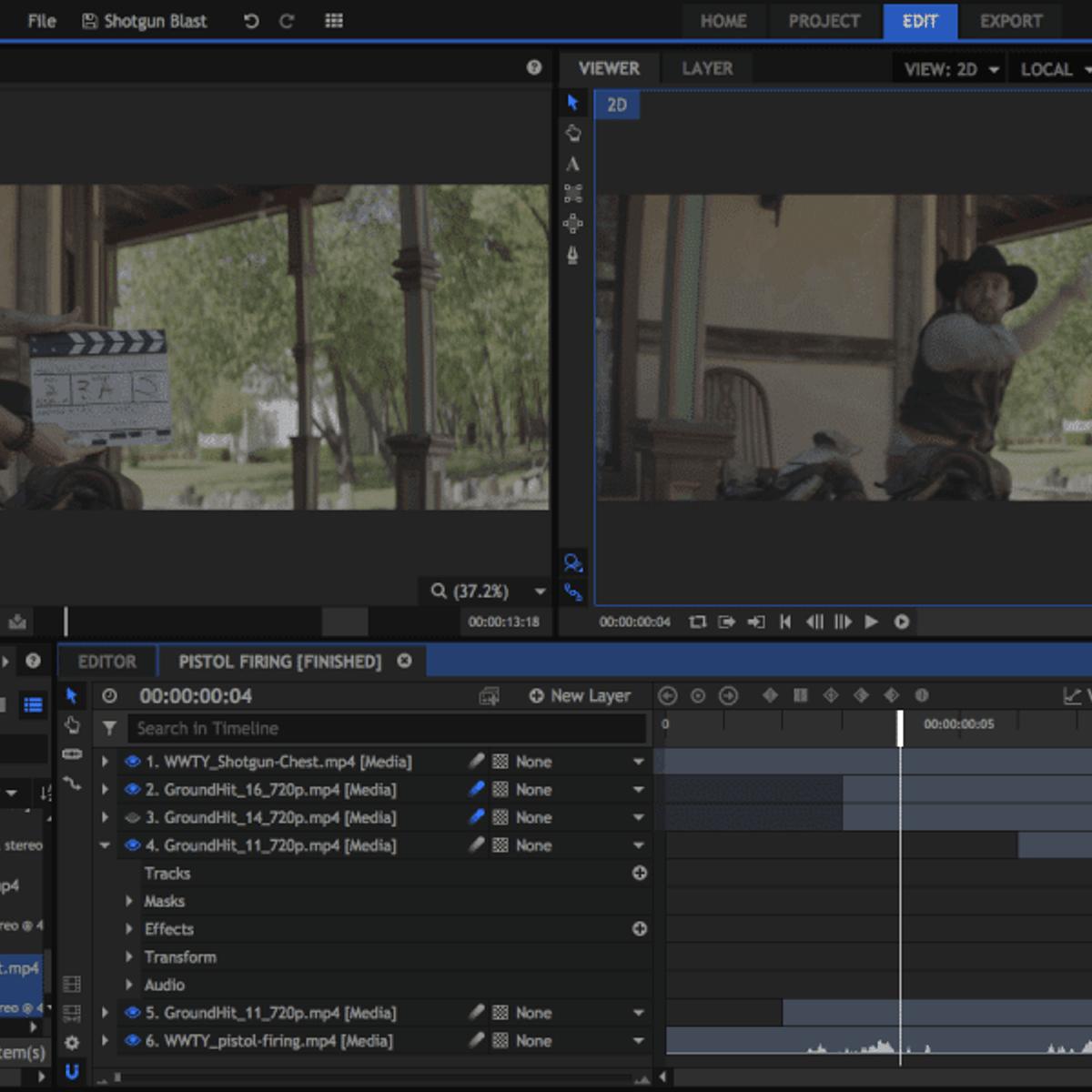 Hitfilm Express Alternatives and Similar Software - AlternativeTo net