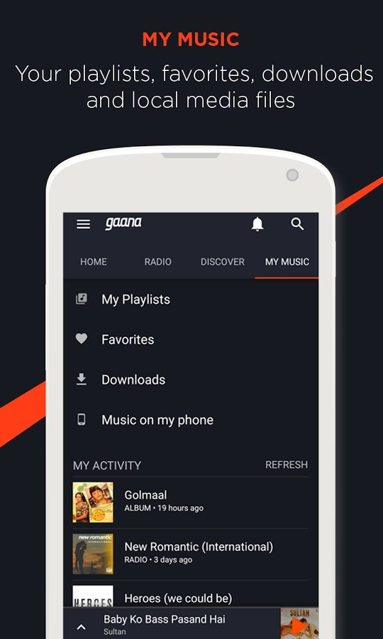 Gaana Alternatives and Similar Software - AlternativeTo net