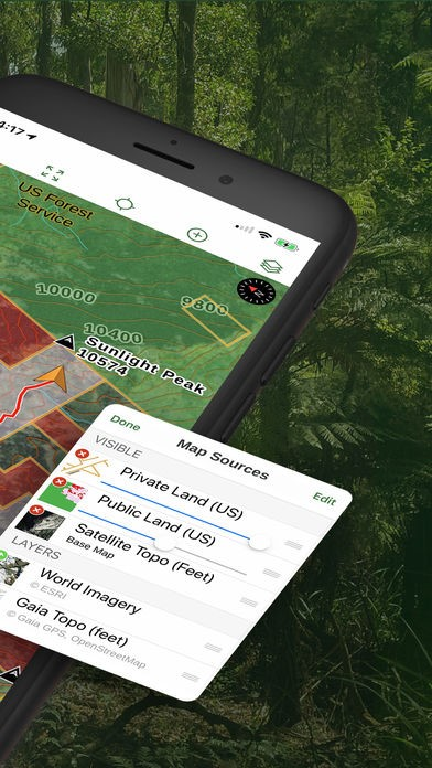 Gaia GPS Alternatives and Similar Apps and Websites