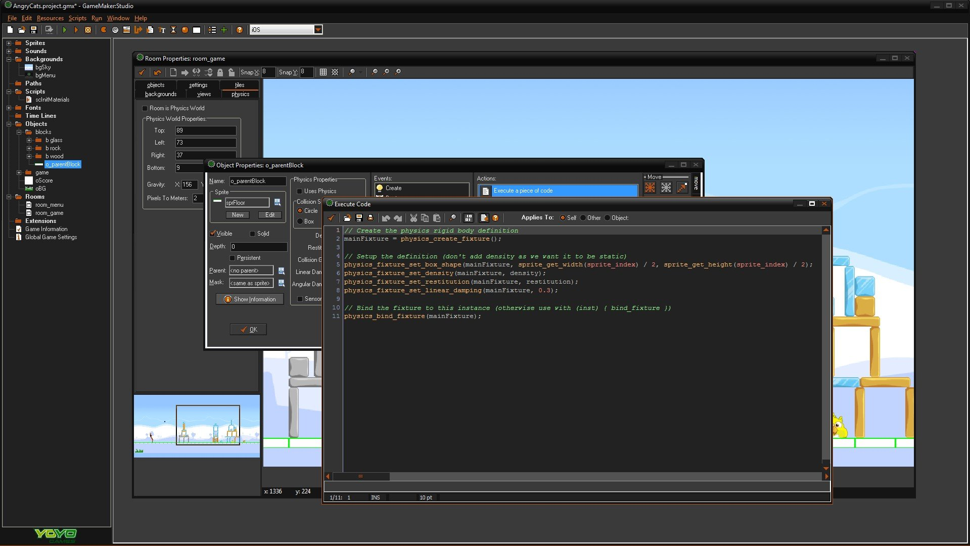 Game Maker Studio 2 Linux