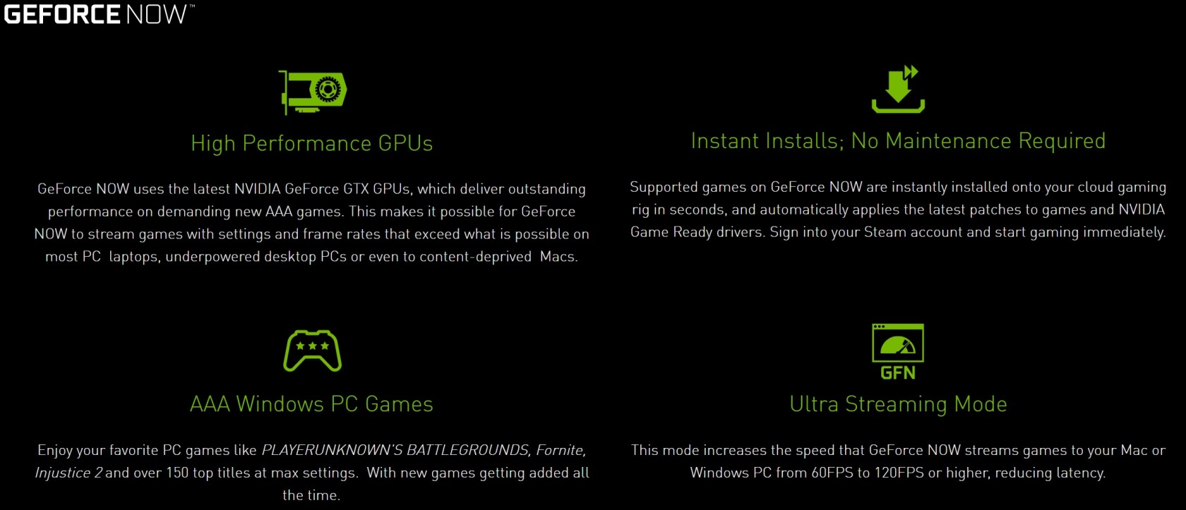geforce now alternatives and similar software - alternativeto