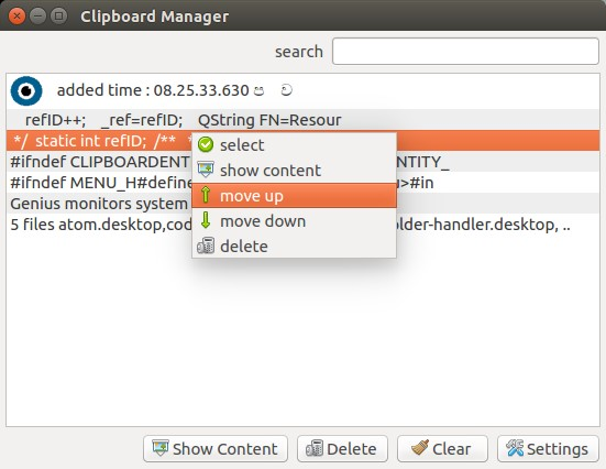 Genius Clipboard Manager Alternatives and Similar Software