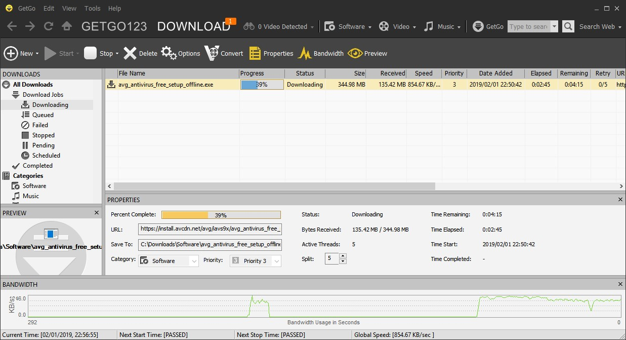jdownloader old version free download