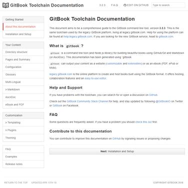 GitBook Alternatives and Similar Software - AlternativeTo net
