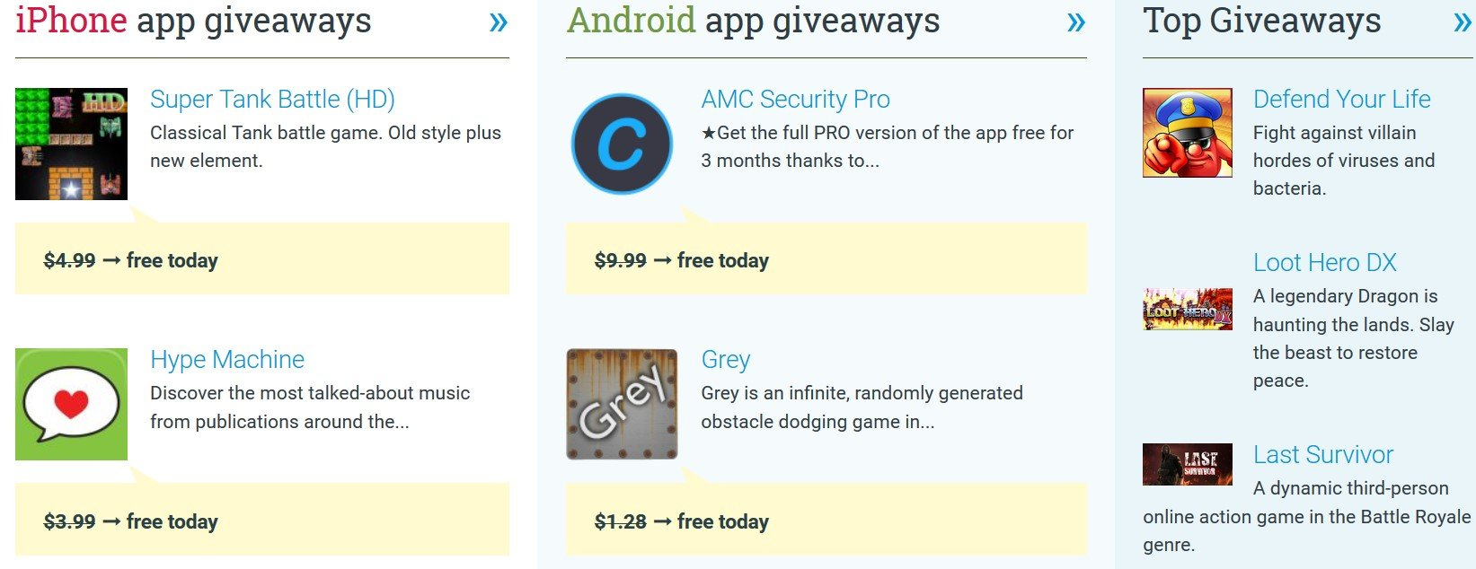 Giveaway of the Day Alternatives and Similar Websites and