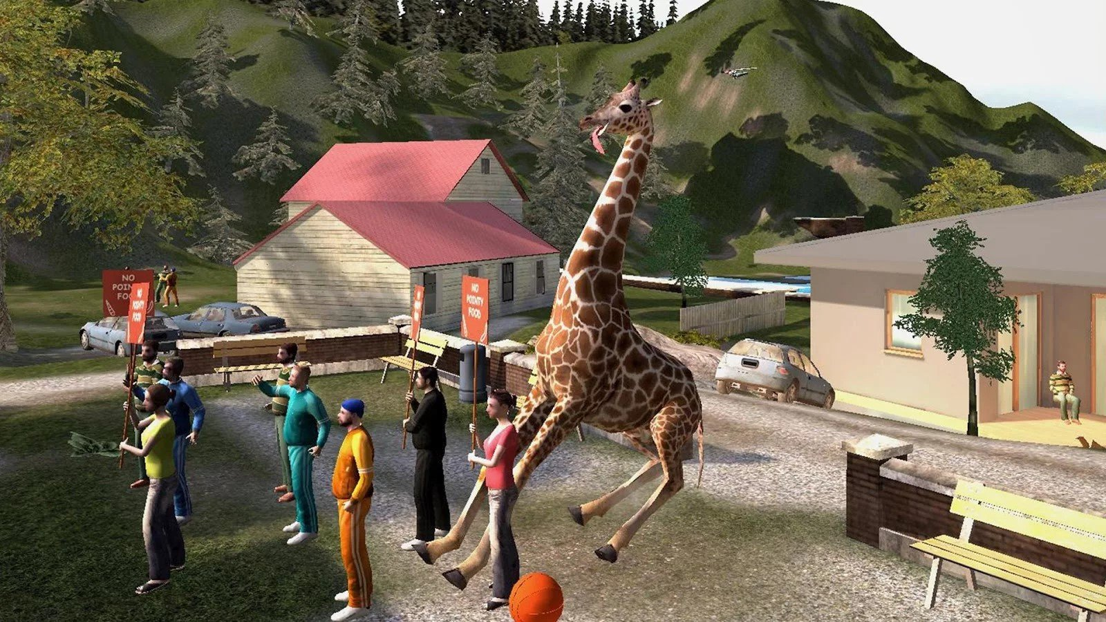 Collection of Great Games Like Goat Simulator Web This Year @KoolGadgetz.com