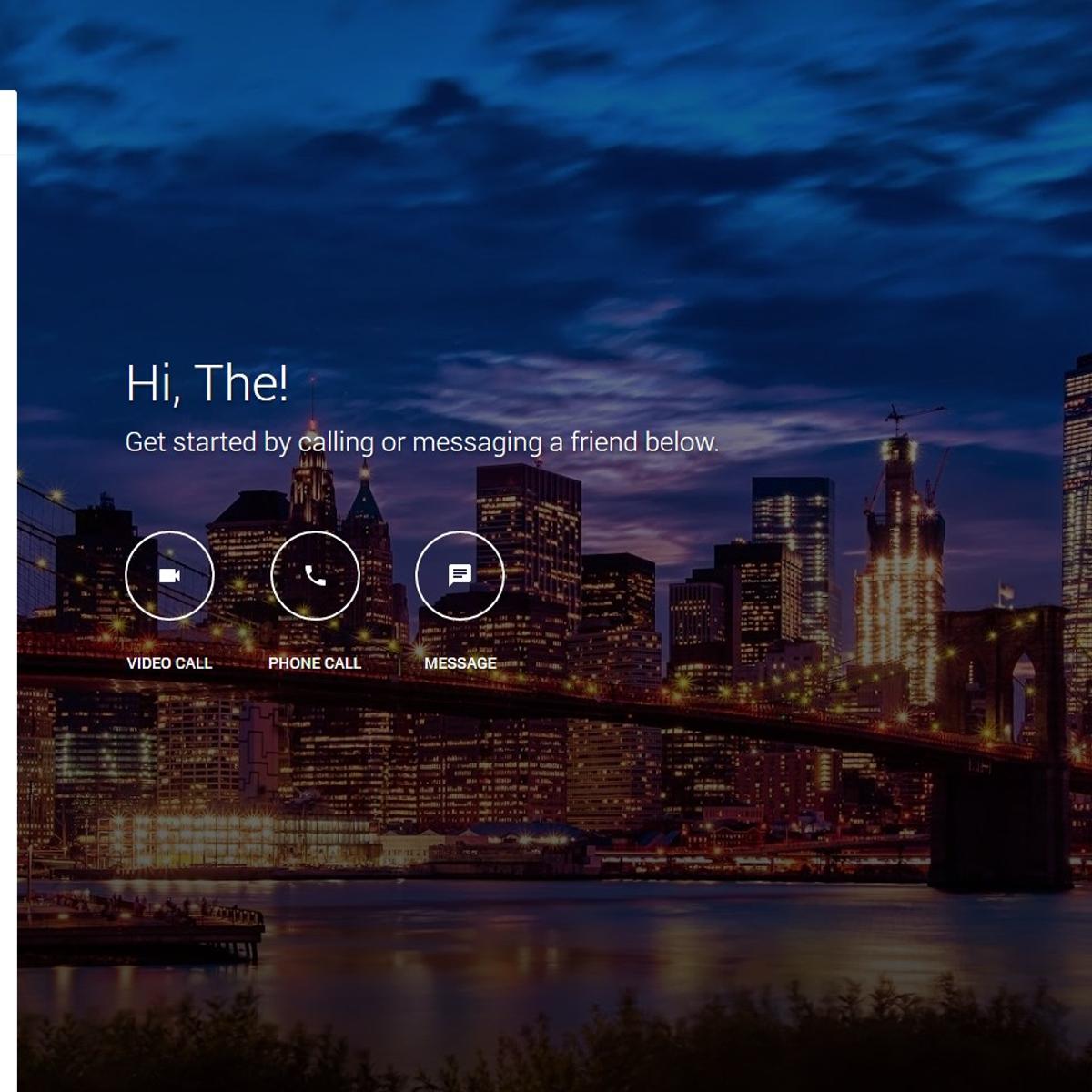 Google hangouts client for windows phone 8 - Google Hangouts Client For Windows Phone 8 48