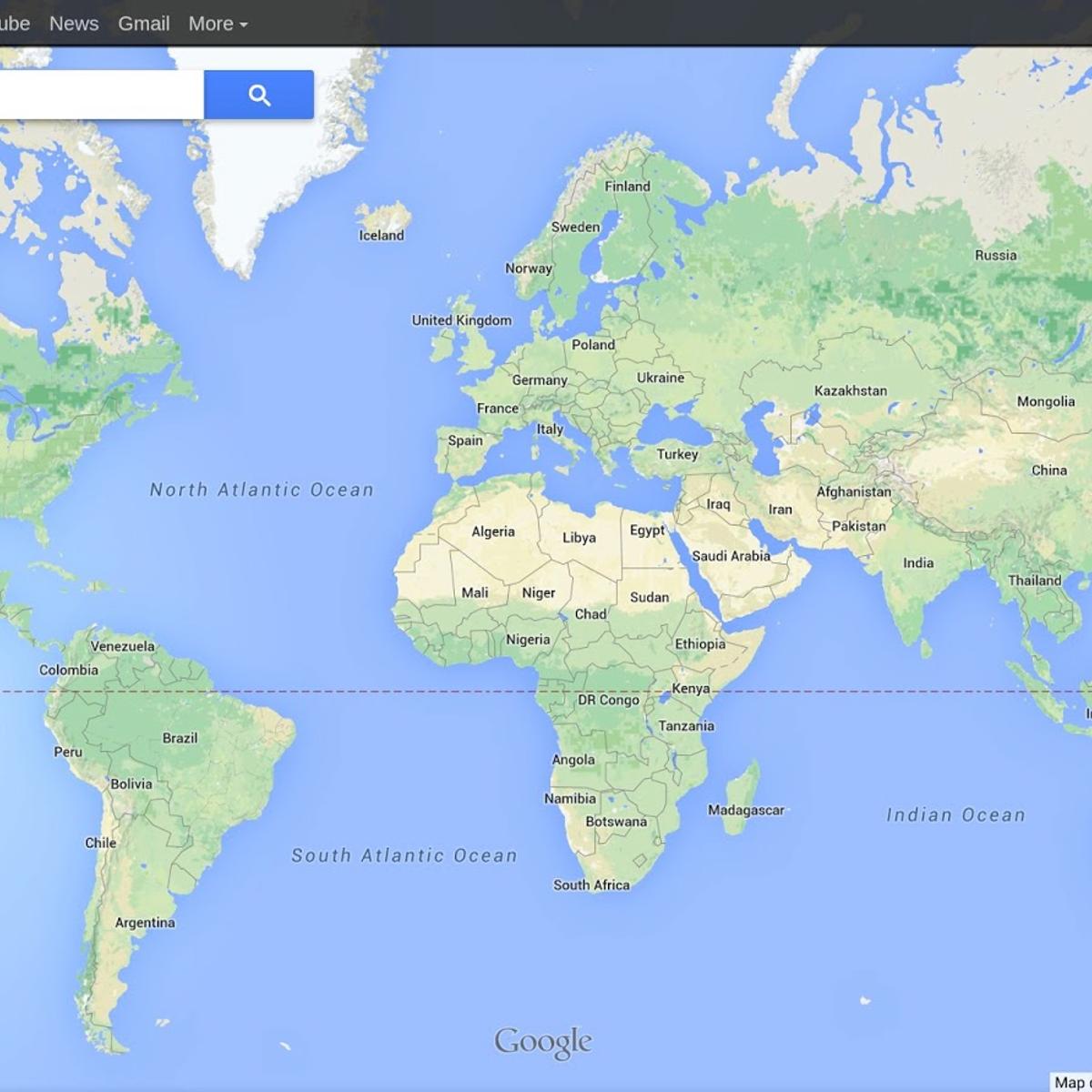 Google Maps Offline Mac