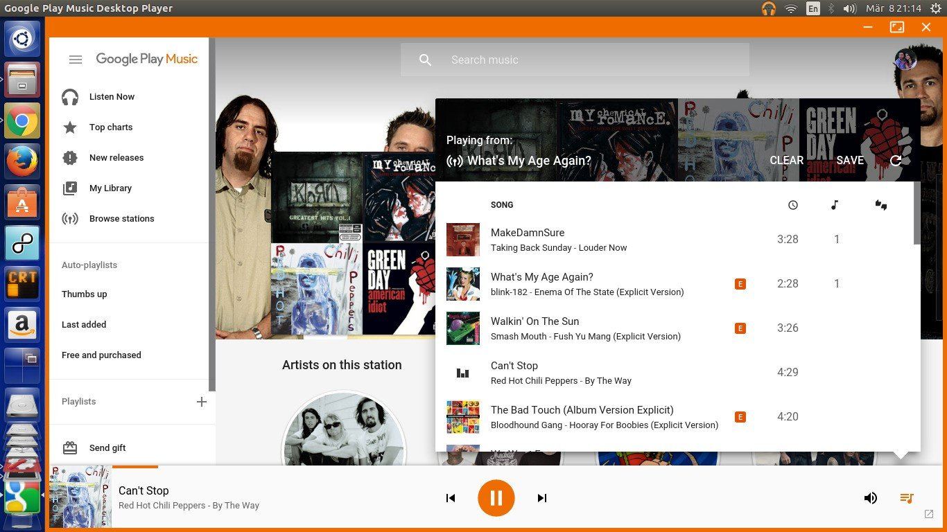 Google Play Music Desktop Player Alternatives and Similar