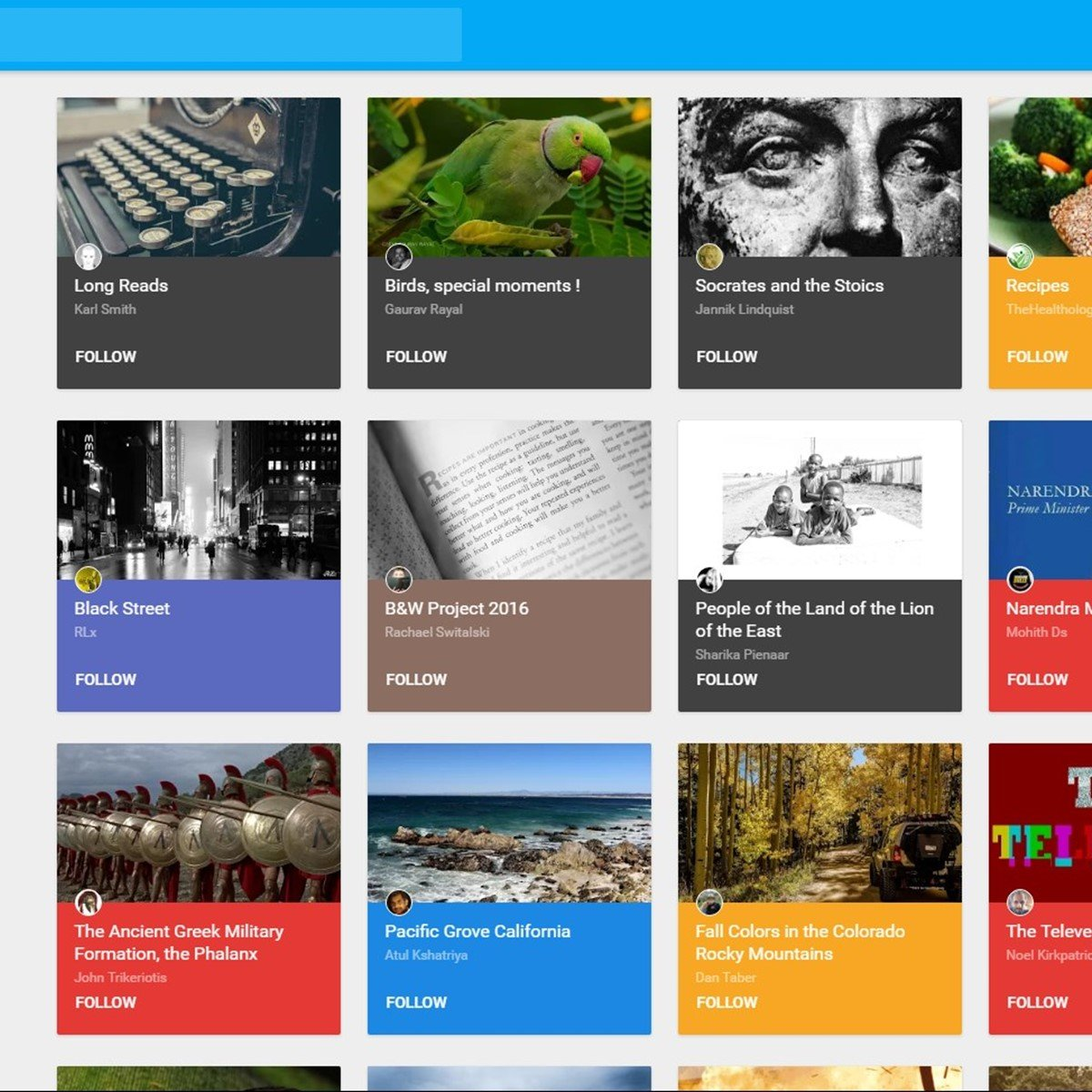 Google Plus Alternatives and Similar Software